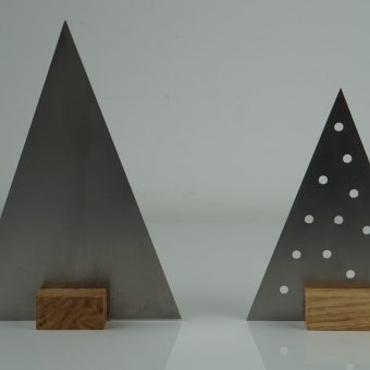 edelstahl weihnachtsbaum herbert sama metalldesign. Black Bedroom Furniture Sets. Home Design Ideas