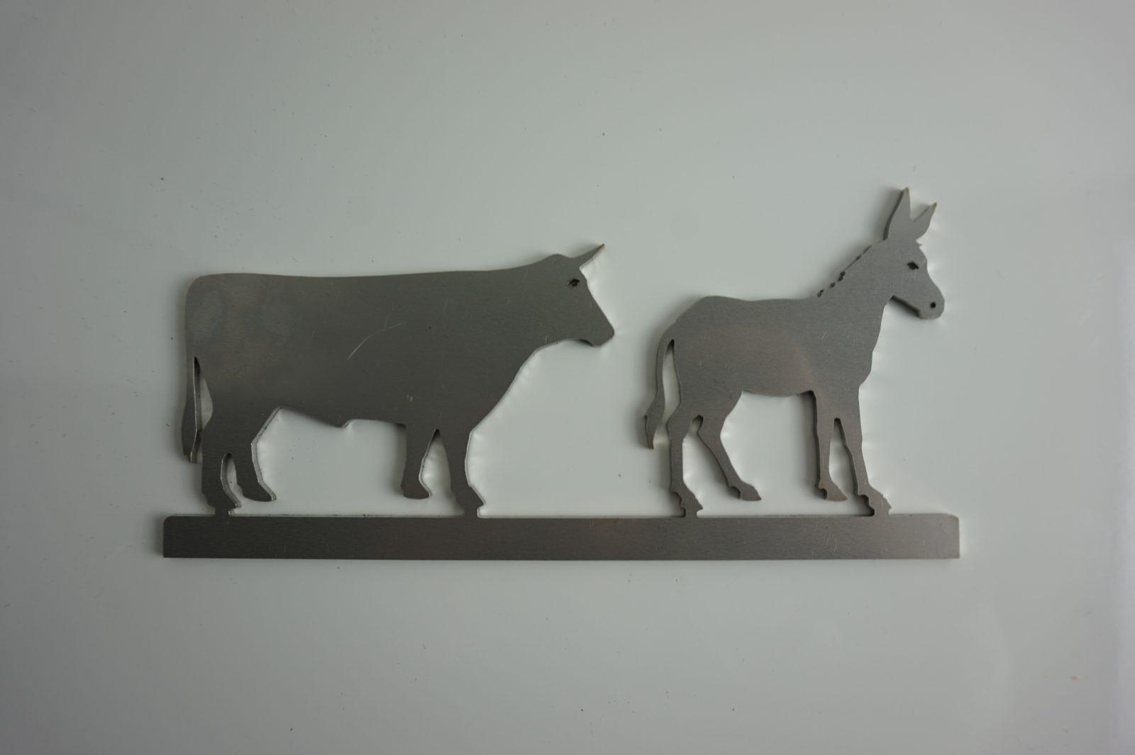 Tiere Krippe