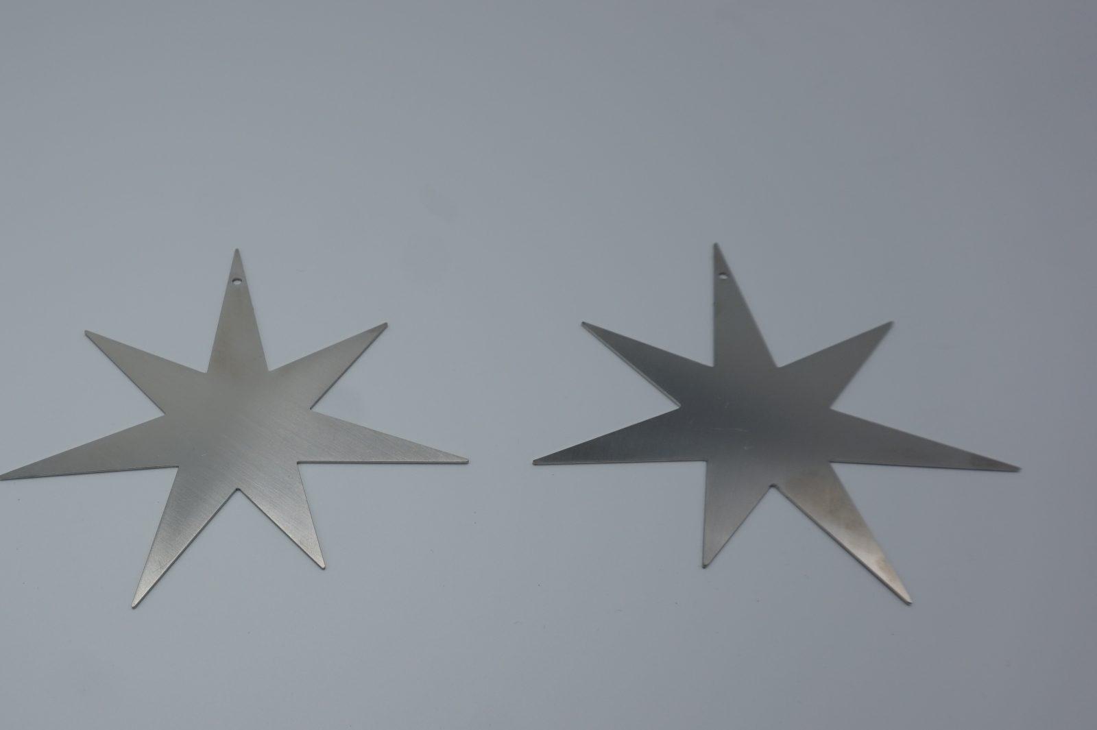 stern asymmetrisch